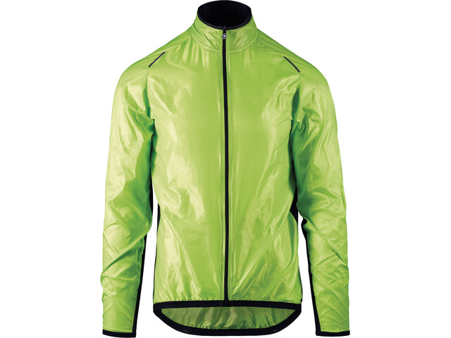 assos Mille GT Wind Jacket Herre visibility green